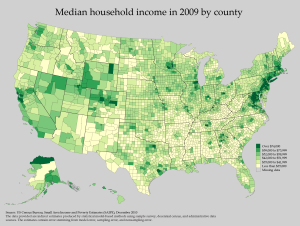 US_county_household_median_income_2009