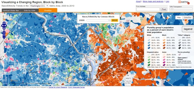 From CUNY's Center for Urban Research, http://www.urbanresearchmaps.org/comparinator/pluralitymap.htm