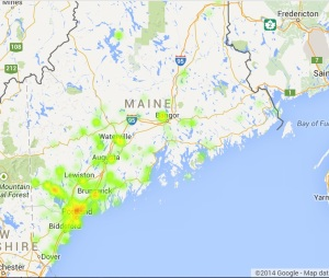 LePage September 2014 donors